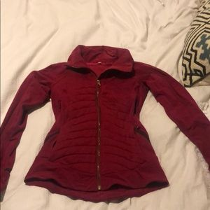 Lululemon Runners Jacket Size 4